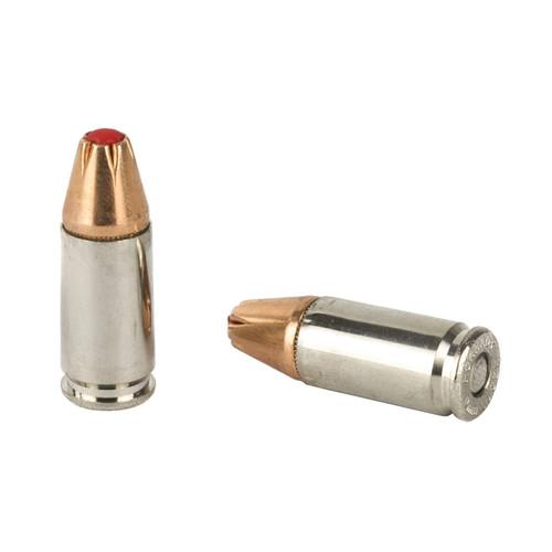500 Round Case Hornady Critical Duty 9mm 135 Grain Flex-Lock in 50 round boxes - Barrier Blind Round