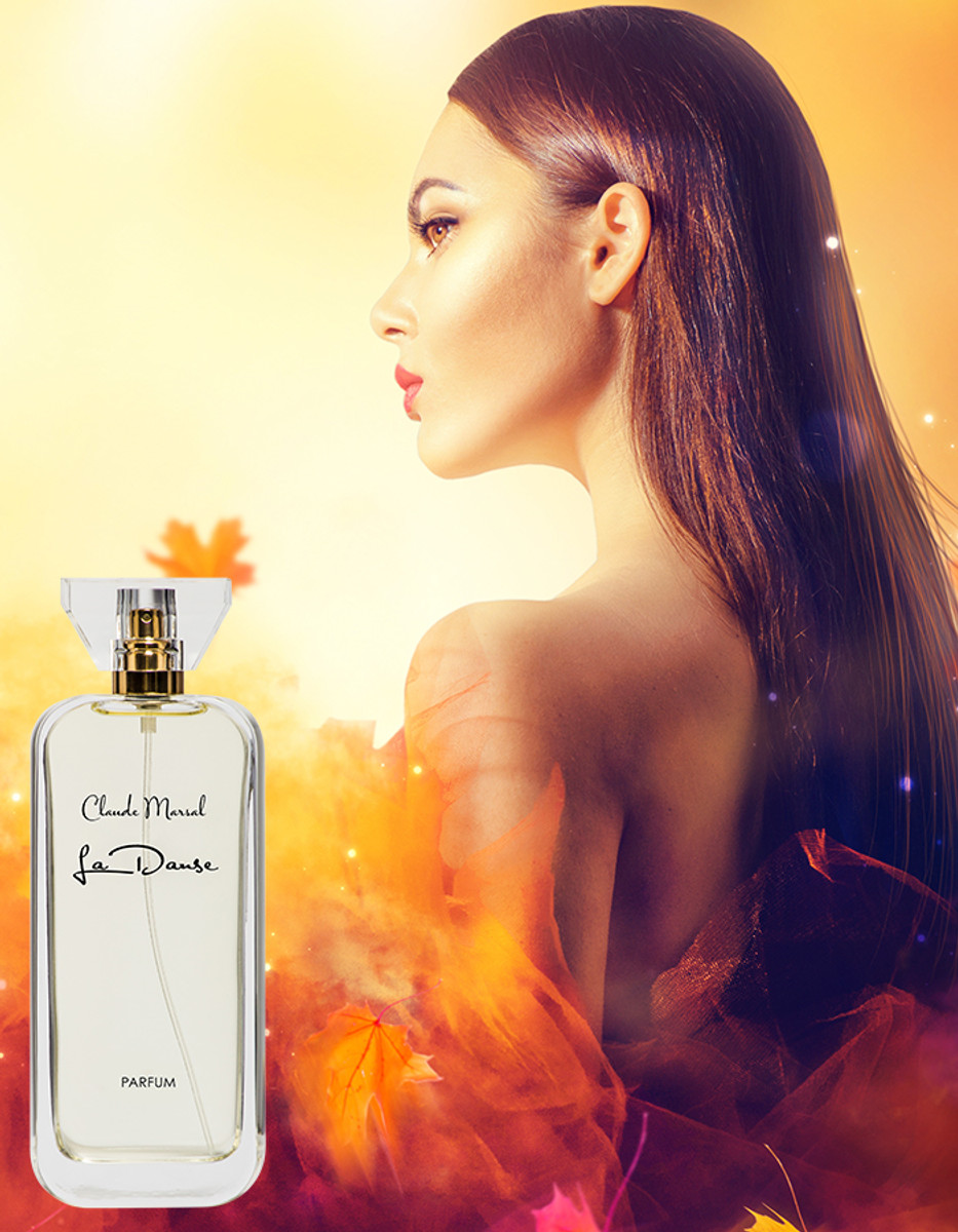 """""""La Danse"""" for women is a whimsical and elegant perfume created by Claude Marsal for the sophisticated and sensual woman. """"La Danse"""" belongs to the Floral and Fruity Fragrance Family.  TOP NOTES The perfume opens with Mandarin Orange, Melon, Bergamot, Pear, Peach and a touch of Magnolia. HEART NOTES It continues to the foundation of pure and precious Rose, Lily of the Valley, Jasmine, Freesia, Orchid, Tuberose, and Violet with a touch of Plum. BASE NOTES The last touch of the perfume is Musk, Vanilla, Cedar and Blackberry unfolding the entire soul of the perfume."""