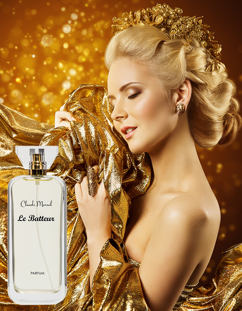 """Le Batteur"" is a promise to the innovative and addictive combination of tuberose and roasted tonka beans which represents the duality of a woman's character. Mystery, sensuality, and femininity are implicit in this beautiful fragrance. ""La Batteur"" belongs to the Sweet and Spicy Fragrance Family.  TTOP NOTES The perfume opens with Almond and Coffee. HEART NOTES It continues to the foundation of precious Jasmine Sambac, Orris and Tuberose. BASE NOTES The last touch of the perfume is Vanilla, Cacao, Tonka Beans and Sandalwood unfolding the entire soul of the perfume."
