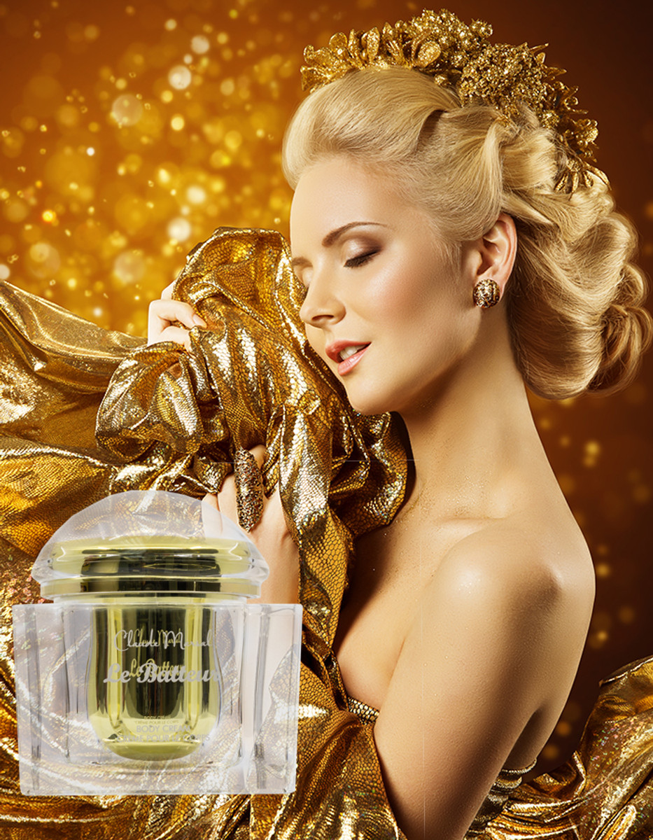 """""""Le Batteur"""" Body Cream is the perfect moisturizer for dry skin. Enriched with moisturizing extracts of Sandalwood soothing oils, it helps to hydrate skin. The creamy texture merges into the skin to leave it soft and comfortable without greasy residue."""
