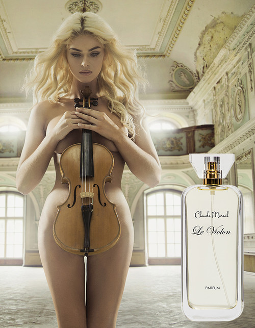 """Le Violon"" is a luxurious perfume for the modern woman who is energetic yet feminine, sophisticated yet charismatic. ""Le Violon"" belongs to the Vanilla and Aromatic Fragrance Family  THE NOTES TOP NOTES The perfume opens with Blackcurrant Liqueur, Mandarin, and Sicilian Bergamot. HEART NOTES It continues to the foundation of precious notes of Rose de Mai, Neroli, Egyptian Jasmine and Freesia. BASE NOTES The last touch of the perfume is Patchouli, Woods, Amber, Orcanox, and Vanilla unfolding the entire soul of the perfume."
