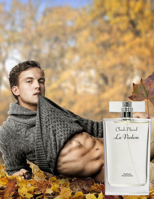 """Le Violon"" is a woody, aromatic fragrance for the man who defies convention. The profoundly sensual perfume, infused with crisp citrus notes; offers an intense concentration of the fresh, clean, and vibrant fragrance. Unexpected and undeniably bold. ""Le Violon"" belongs to the Woody and Aromatic fragrance family.  TOP NOTES The perfume opens with Lemon, Grapefruit, and Mint. HEART NOTES It continues to the foundation of Labdanum, Jasmine, Pink Pepper and Vetiver. BASE NOTES The last touch of the perfume is Nutmeg, Ginger, Sandalwood, Cedar, Incense, and Patchouli."