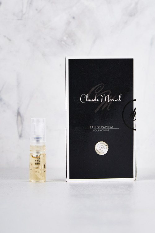 Try all of our 9 Eau de Parfum Pour Homme with our 2 ml Sample Set.   THE PARFUMS INSIDE THE 2ml SAMPLE SET  La Chanson Eau de Parfum Pour Homme La Danse Eau de Parfum Pour Homme La Mélodie Eau de Parfum Pour Homme La Noche Eau de Parfum Pour Homme La Symphonie Eau de Parfum Pour Homme Le Batteur Eau de Parfum Pour Homme Le Concerto Eau de Parfum Pour Homme Le Piano Eau de Parfum Pour Homme Le Violon Eau de Parfum Pour Homme