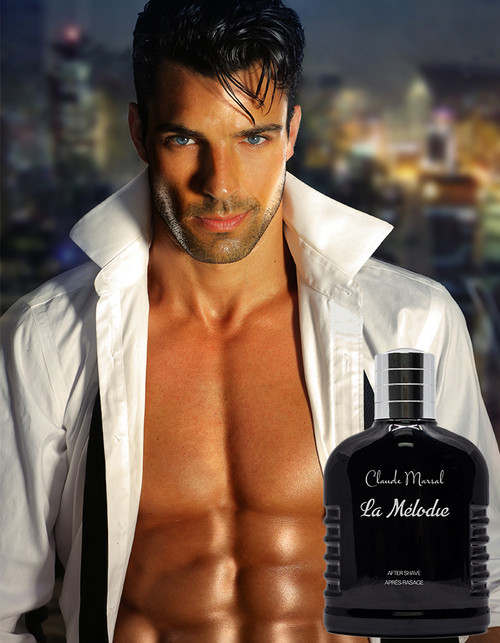 """La Melodie"" Aftershave is the perfect soothing for all skin types. The best treatment for the after-shave, it helps to hydrate and relieve dry skin. Skin will remain refreshed all day."