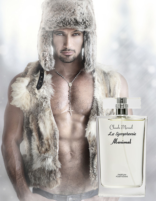 "THE CONCEPT ""La Symphonie Maximal"" for men embraces virility and combines notes of spice and smoke punctuated by citrus freshness. The perfume has a 36% oil fragrance concentration which gives you a potential Parfum that will last longer and intensifies your virility and strength.  THE NOTES TOP NOTES The perfume opens with Whisky, Pomelo, and Grapefruit. HEART NOTES It continues to the foundation of Cardamom, Sage, Red Thyme, Whisky, and Lavender. BASE NOTES The last touch of the perfume is Benzoin, Tonka Beans, Woody notes, and Leather."