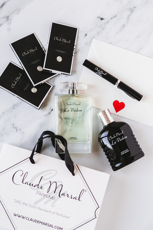 Gift Set Pour Homme: It's a time to give thanks and there's no better way to do that than with Claude Marsal