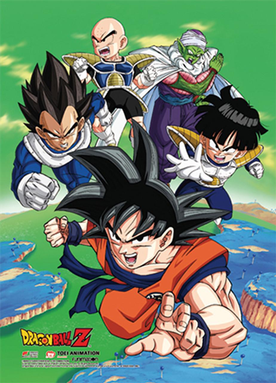 Gokus signature stance | Anime dragon ball, Dragon ball