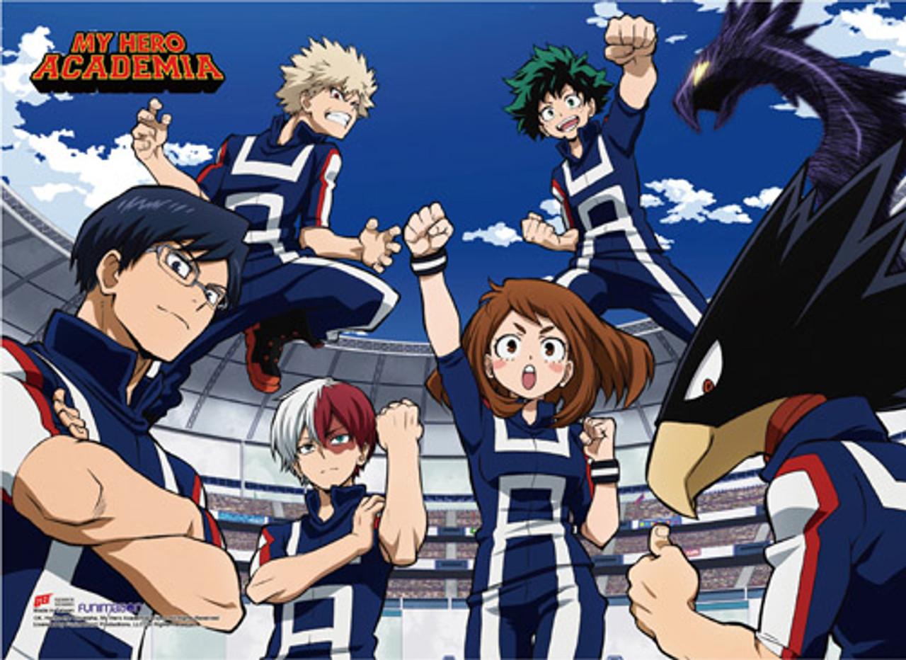 My Hero Academia s2   Anime Amino