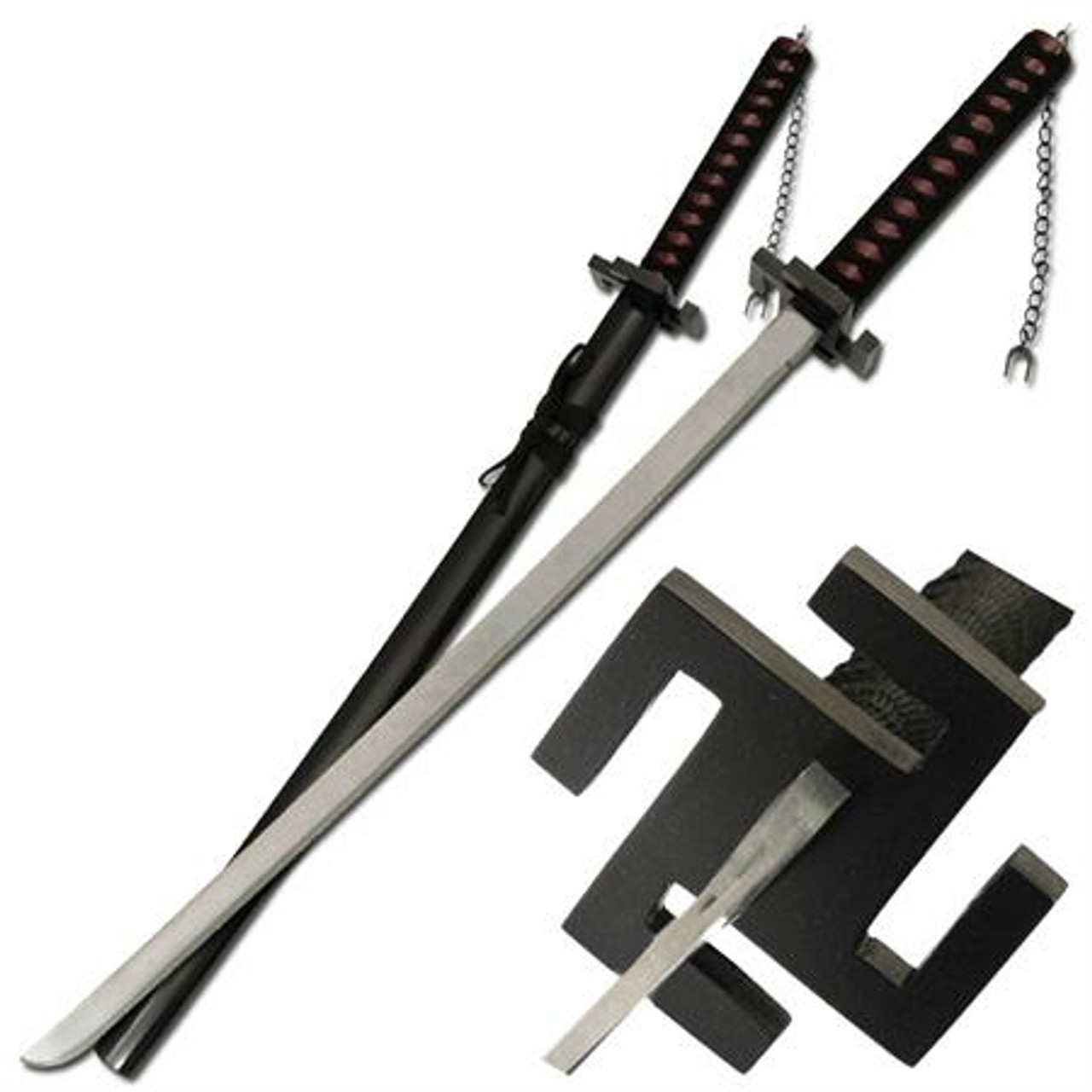 Wooden Swords and Training Equipment
