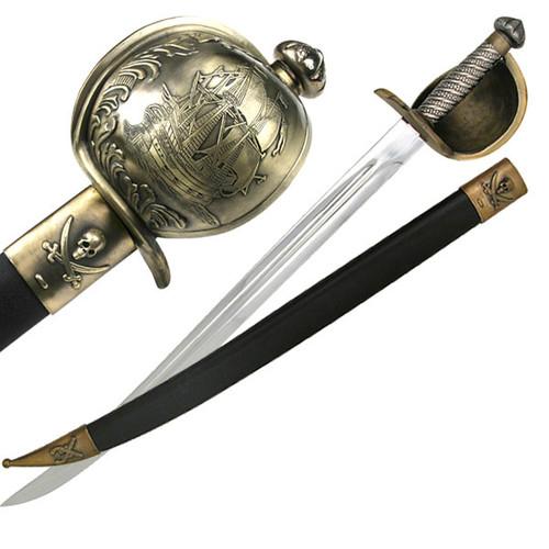 "High Quality Pirates Sword 30.5"""