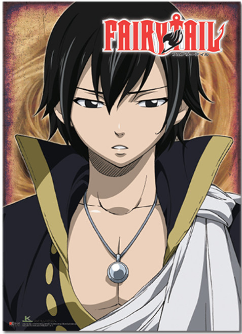 Fairy Tail - Zeref Wall Scroll