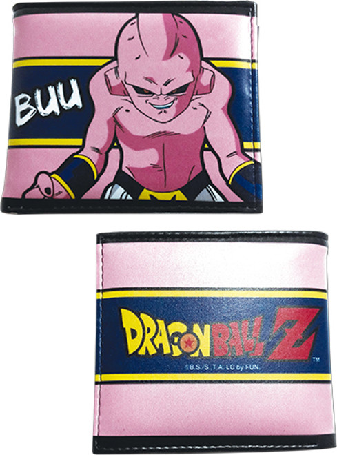 Dragon Ball Z Kid Buu Bifold Wallet