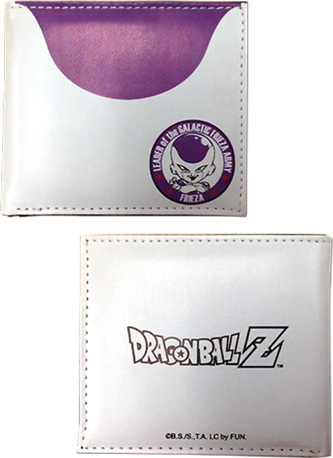 Dragon Ball Z Frieza Styled Bifold Wallet