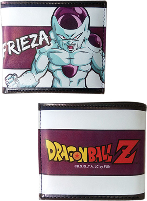 Dragon Ball Z Frieza Bifold Wallet