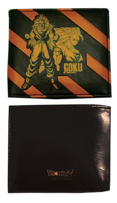 Dragon Ball Z Super Saiyan 3 Goku Bifold Wallet