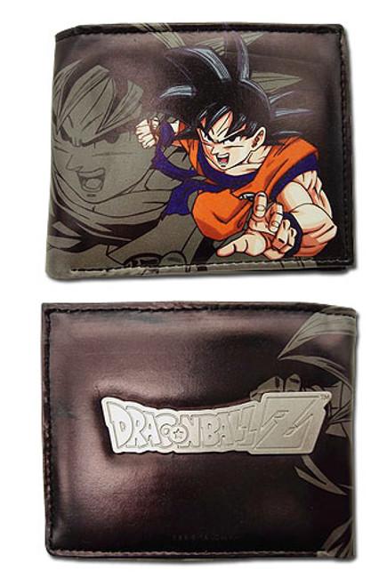 Dragon Ball Z Goku Bifold Wallet