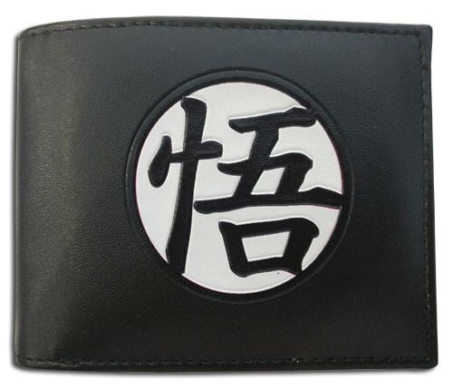 Dragon Ball Z Goku's Go Symbol Bi-Fold 01 Wallet