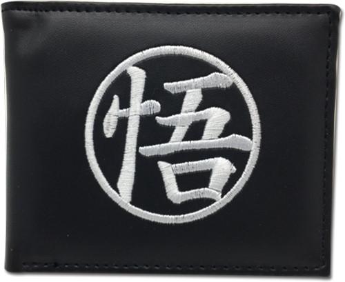 Dragon Ball Z Goku's Go Symbol Bi-Fold 02 Wallet