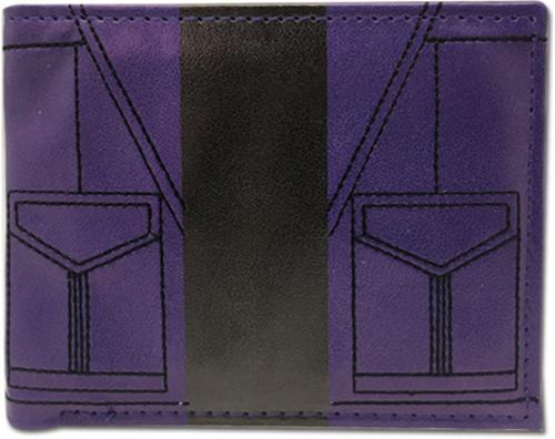 Dragon Ball Z Future Trunks Styled Bi-Fold Wallet