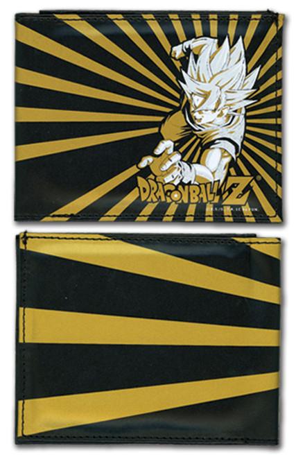 Dragon Ball Z Goku Bi-Fold Wallet