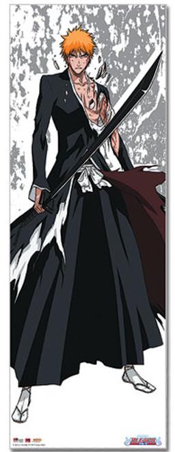 """Bleach - Ichigo Bankai 67"""" Wall Scroll"""
