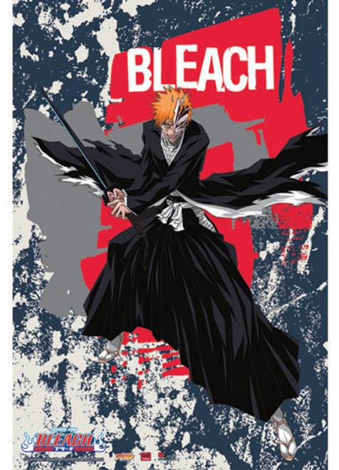Bleach - Hollow Ichigo In His Bankai Wall Scroll