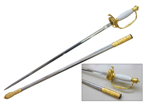 "American Revolution Sword 34"""