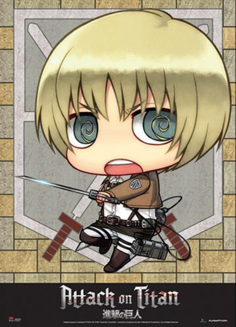 Attack On Titan - Chibi Armin Wall Scroll