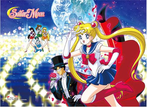 Sailor Moon Group 05 Wall Scroll
