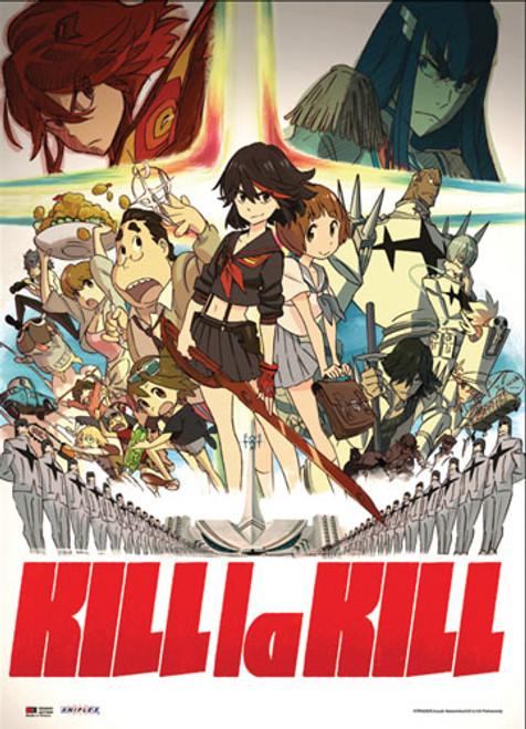 Kill La Kill Group 01 Wall Scroll