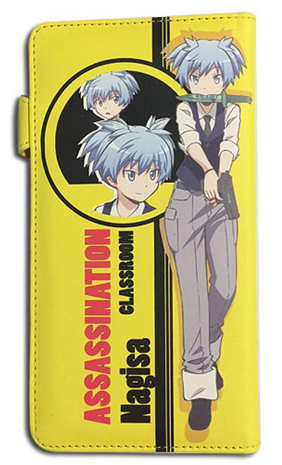 Assassination Classroom Yellow Nagisa Wallet