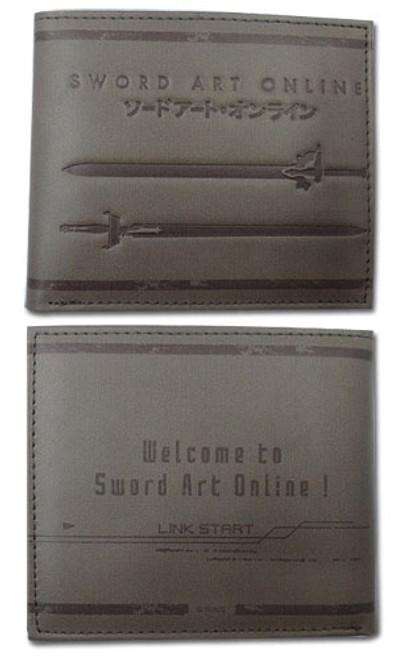 Sword Art Online Kirito Swords Wallet