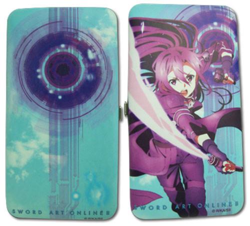 Sword Art Online II Kirito's Gun Gale Online Avatar Wallet