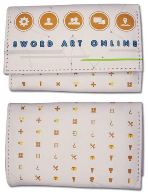 Sword Art Online Menu Icons Female Wallet