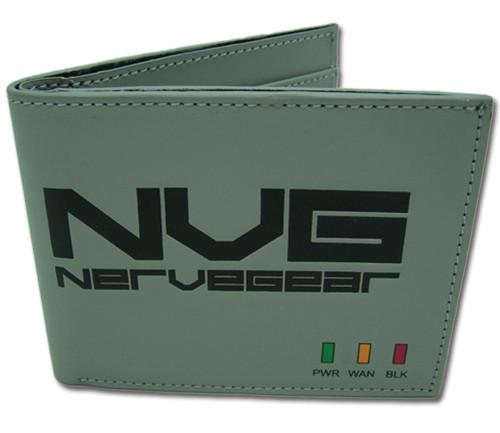Sword Art Online NerveGear Logo Bi-fold Wallet