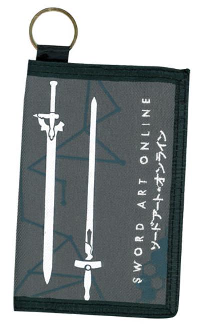 Sword Art Online Kirito's Two Sword Wallet