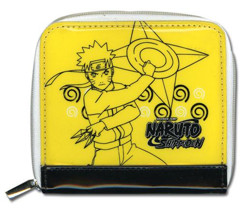 Naruto using Giant Shuriken Wallet