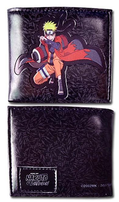 Naruto Shippuden Naruto using Sage Mode Wallet