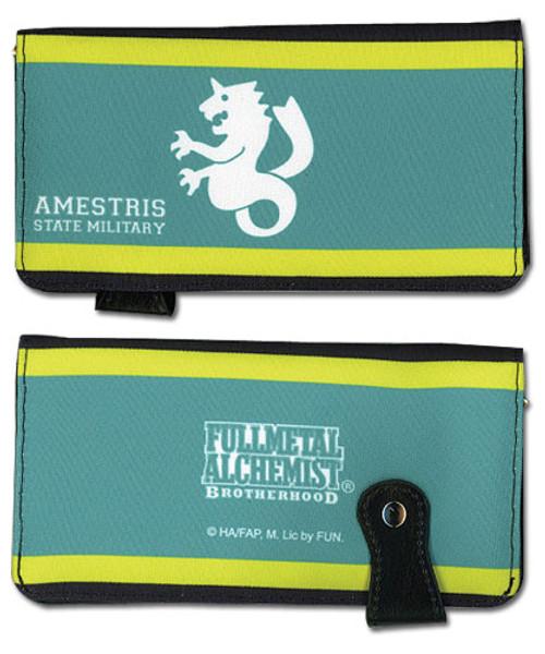 Full Metal Alchemist State Alchemist Symbol Wallet