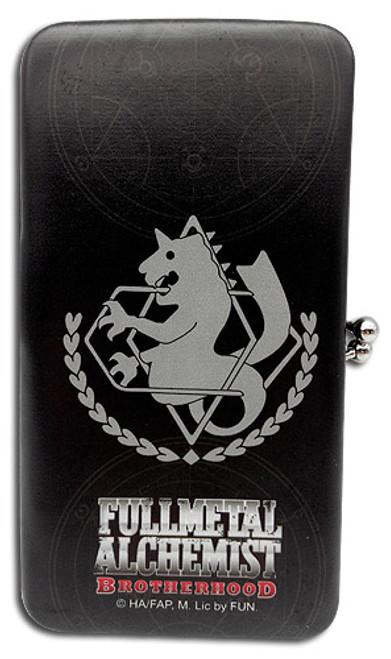 Full Metal Alchemist State Alchemist Symbol Hinge Wallet