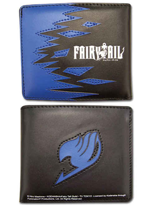 Fairy Tail Gray Styled Wallet