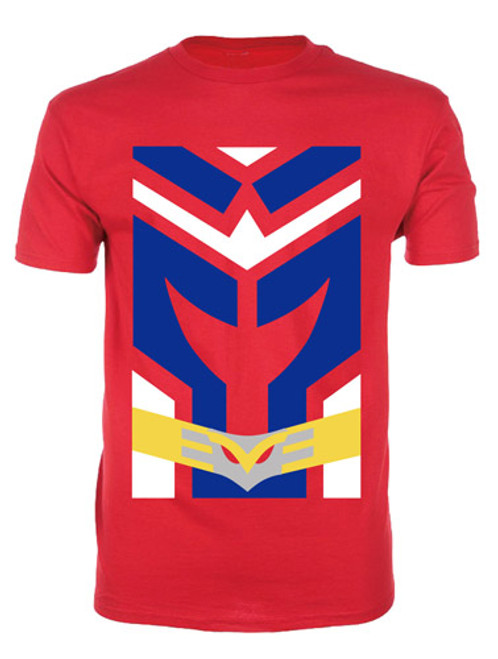 My Hero Academia - All Might Styled T-Shirt