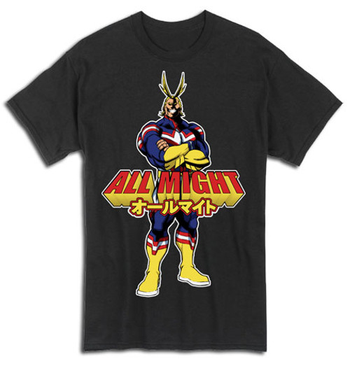 My Hero Academia - All Might Smiling T-Shirt