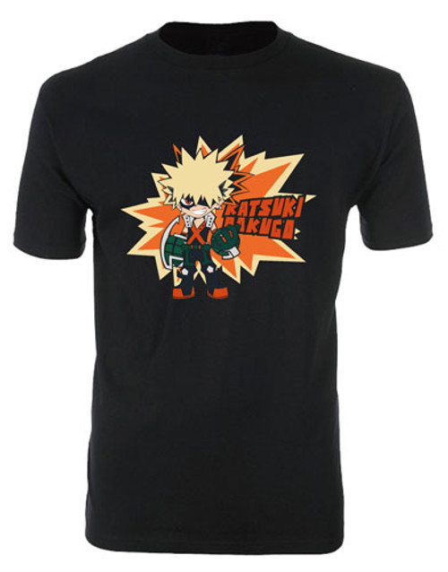 My Hero Academia - Chibi Ground Zero (Bakugo) T-Shirt