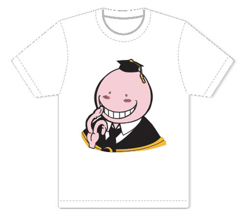Assassination Classroom - Embarrassed Korosensei T-Shirt