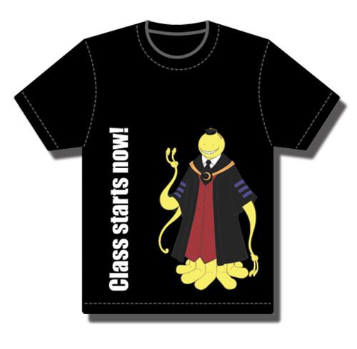 Assassination Classroom - Class Starts Now With Korosensei T-Shirt
