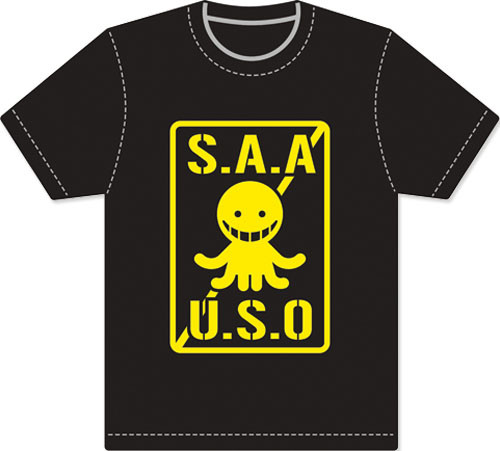 Assassination Classroom - S.A.A.U.S.O T-Shirt