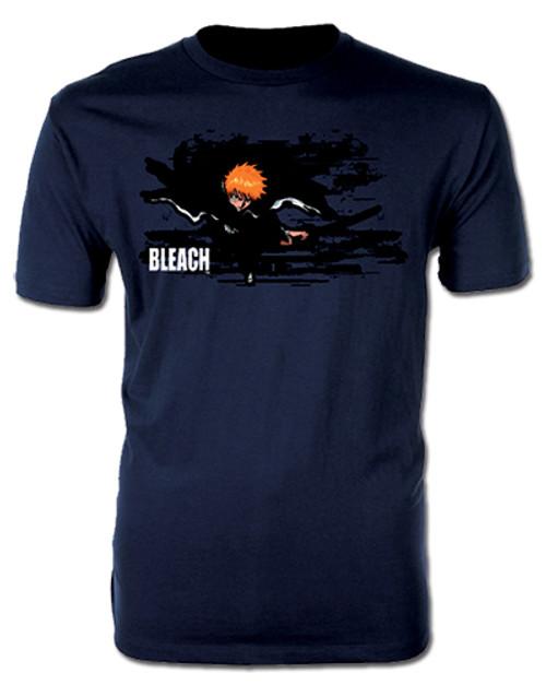 Bleach - Ichigo Bankai In Action T-Shirt