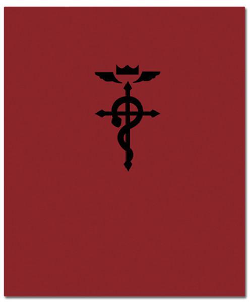 FullMetal Alchemist Brotherhood Elric Brother's Symbol Throw Blanket