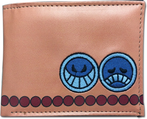 One Piece Ace Style Wallet